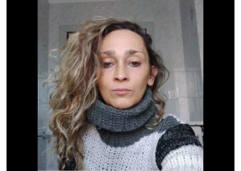 Donna cerca uomo